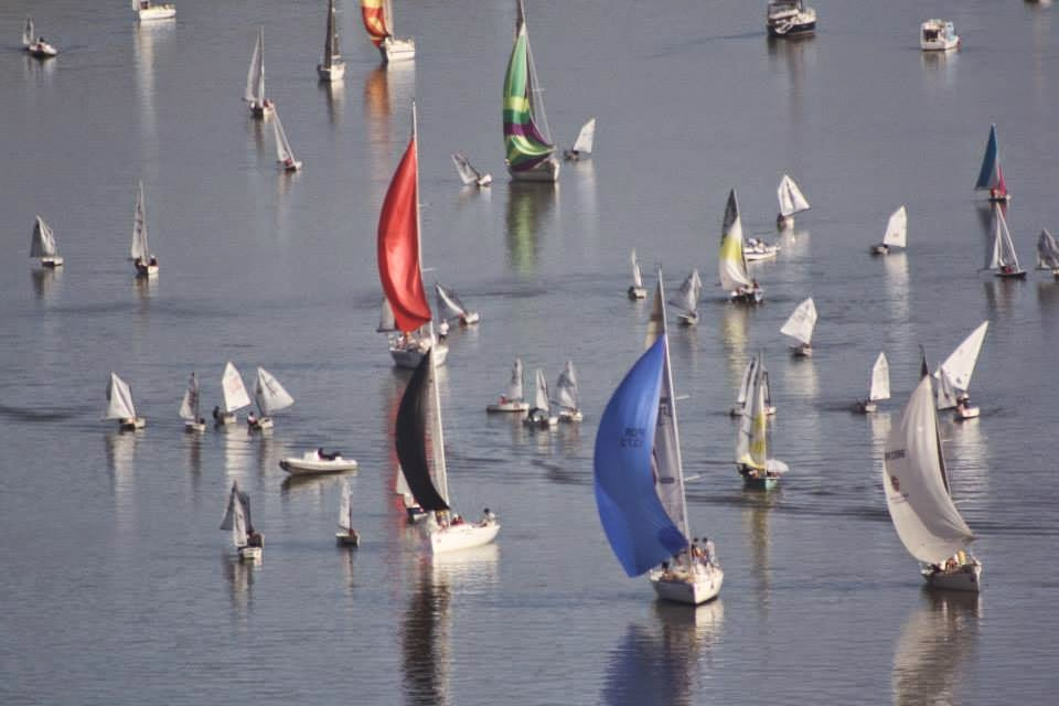 2019 Regata de Subida e Descida do Guadiana a Vela - ANG